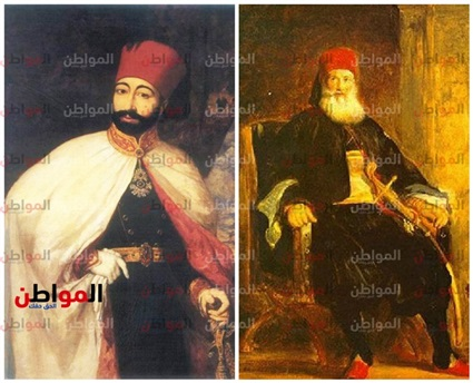 محمد علي باشا - السلطان