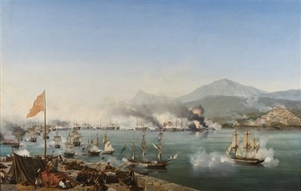 الأسطولين العثماني
