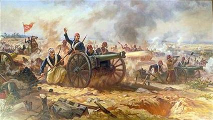 الحروب المصرية -