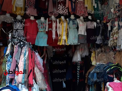 8ff000b03 المواطن: مع اقتراب عيد الأضحى 2018 .. إقبال ضعيف على محلات بيع ...
